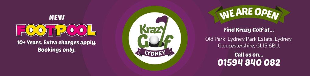 Krazy Golf Lydney